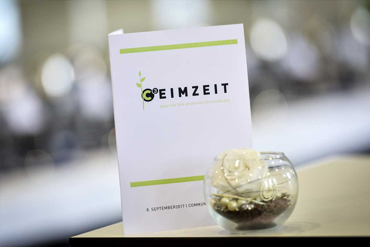 CEIMZEIT 2017 in der community4you ARENA Chemnitz