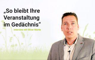 Interview mit Oliver Monte bei Ceimzeit