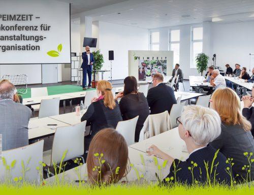 Fachkonferenz für Veranstaltungsorganisation: Einladung zur dritten C³EIMZEIT