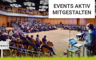 Innovative Veranstaltungsformate CEIMZEIT
