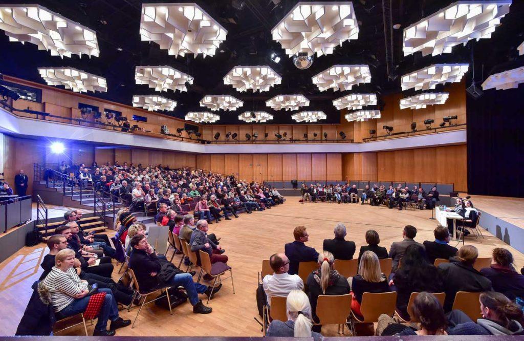 """Open Space zum Debattentag """"Kulturhauptstadt Europas 2025"""""""