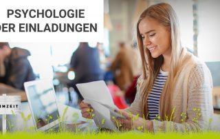 Blogbeitrag Psychologie von Einladungen von Ceimzeit