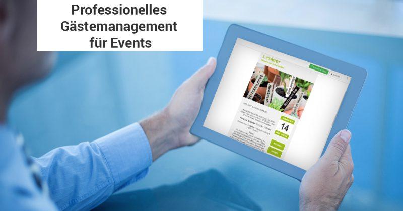 Beitragsbild MATE, Gästemanagement - Tipps von Ceimzeit