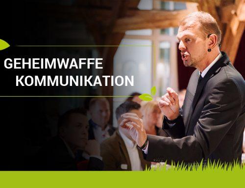 Geheimwaffe Kommunikation – ein Gastbeitrag von Balthasar Fleischmann