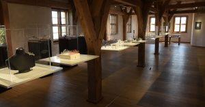 Wasserschloss Klaffenbach Ausstellungen Ceimzeit