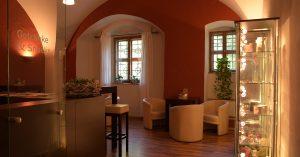 Wasserschloss Klaffenbach Café Ceimzeit