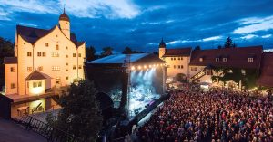 Wasserschloss Klaffenbach Konzert Ceimzeit