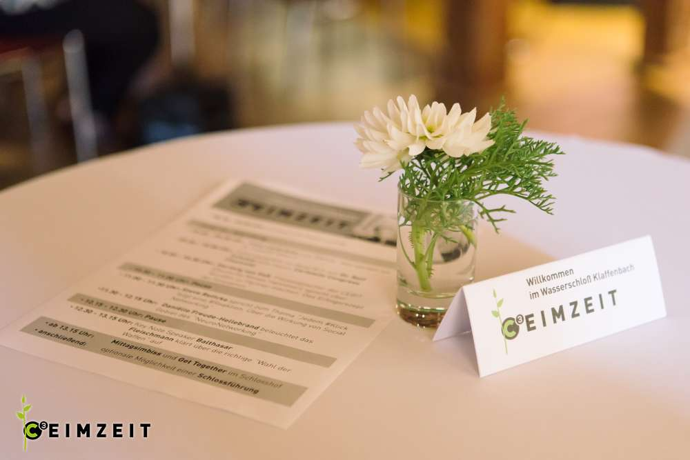 Rückblick auf unsere dritte CEIMZEIT-Veranstaltung, Wasserschloss Klaffenbach