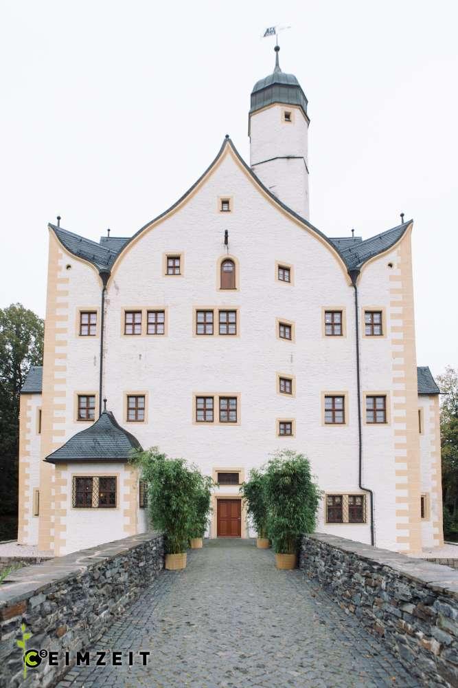 Wasserschloss Klaffenbach als Veranstaltungslocation von Ceimzeit