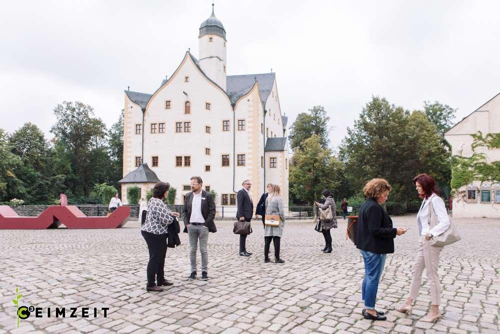 Wasserschloss Klaffenbach, eine besondere Veranstaltungslocation von Ceimzeit