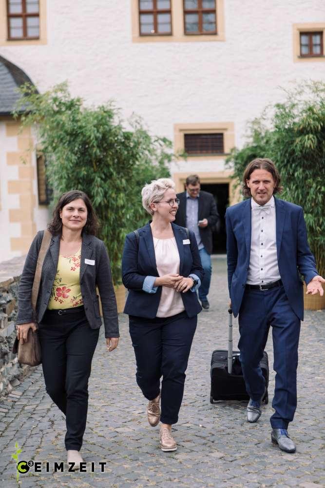 Wasserschloss Klaffenbach, Foto einer Veranstaltung