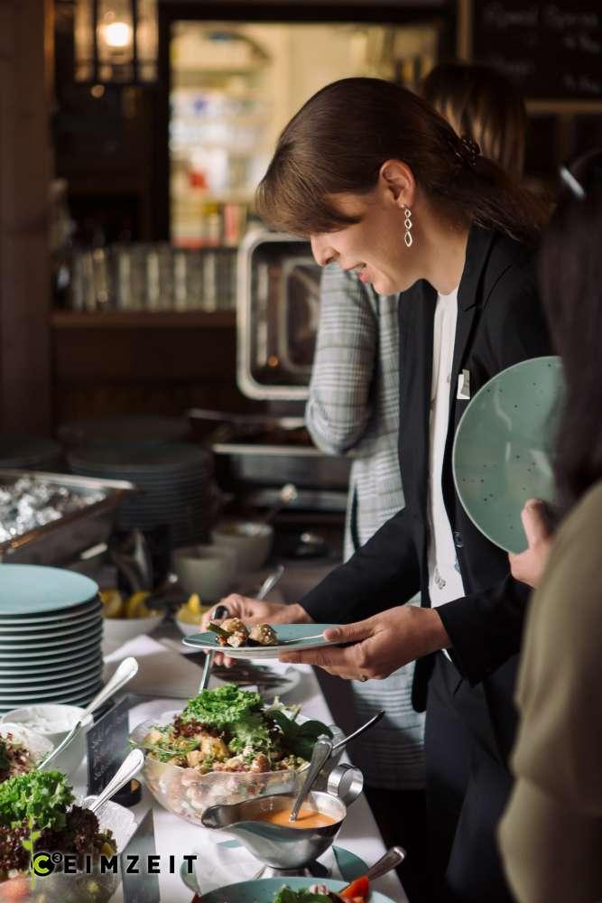Catering im Wasserschloss Klaffenbach Ceimzeit
