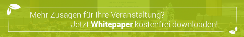 Banner Whitepaper Eventdünger Einladungsmanagement