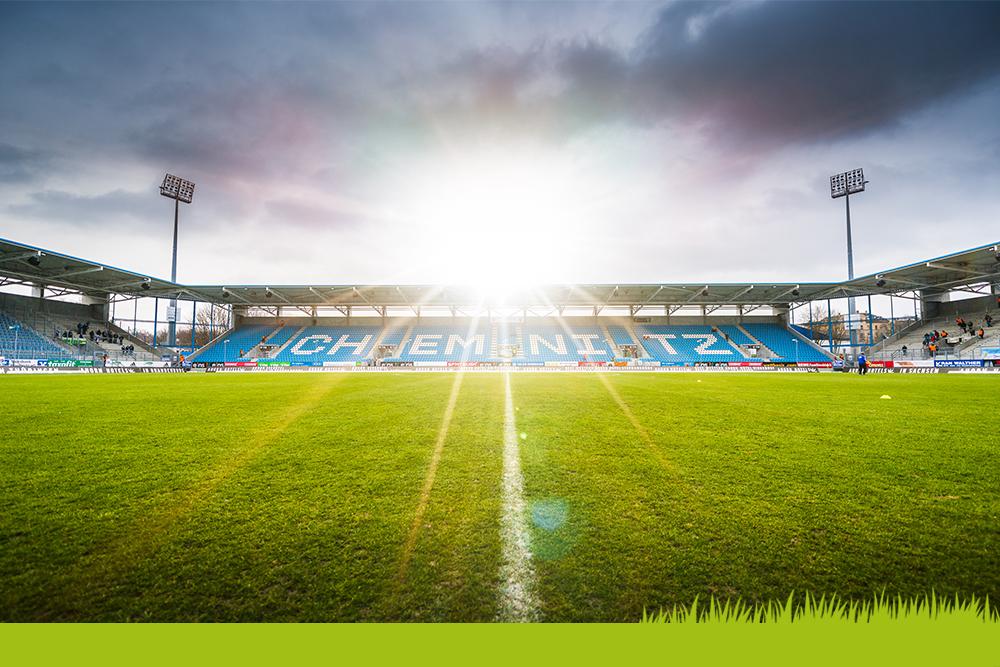 Neben sportlichen Events ist das Stadion ein optimaler Ort für Tagungen.