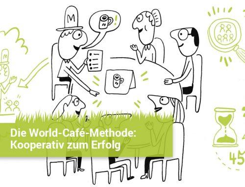 Die World-Café-Methode: Kooperativ zum Erfolg
