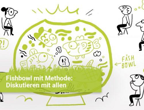 Fishbowl mit Methode: Diskutieren mit allen