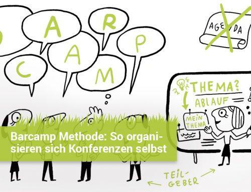 Barcamp Methode: So organisieren sich Konferenzen selbst