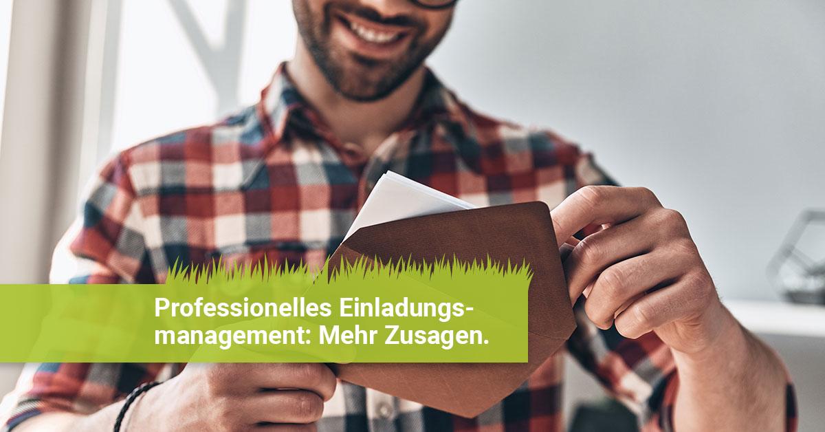 Beitragsbild - professionelles Einladungsmanagement- ceimzeit.de