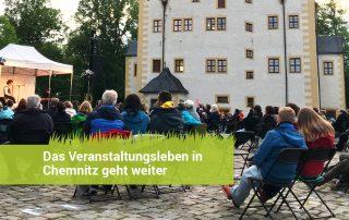 Beitragsgrafik Hygienekonzept Veranstaltungsleben in Chemnitz