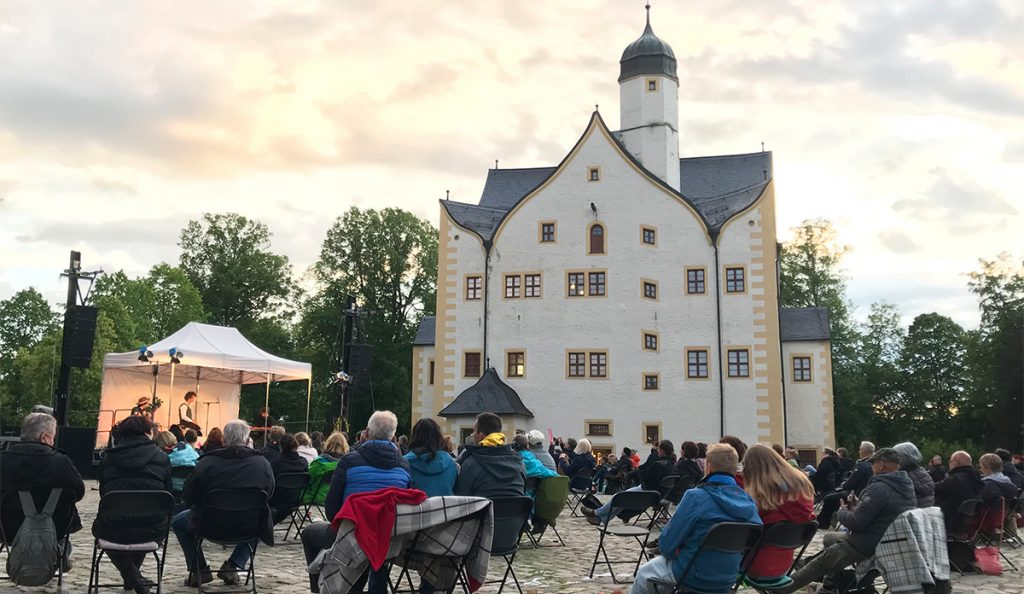Felix Meyer Open Air im Wasserschloss