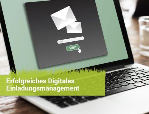 Digitales Einladungsmanagement: So generieren Sie erfolgreich Teilnehmende!