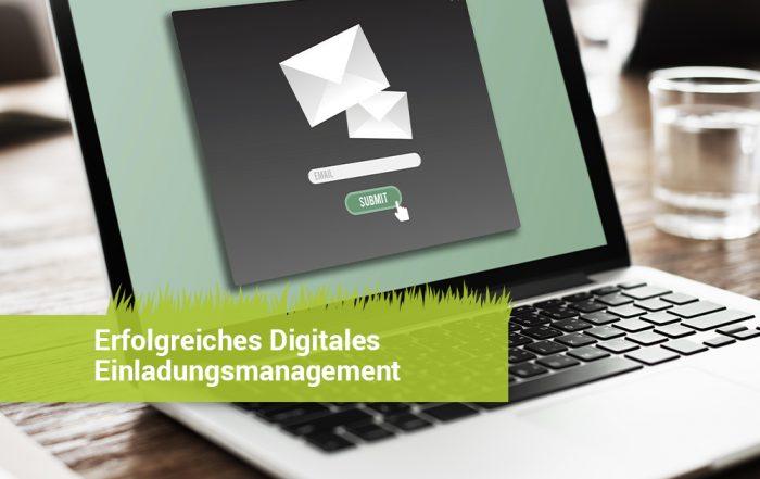 Beitragsbild digitales Einladungsmanagement