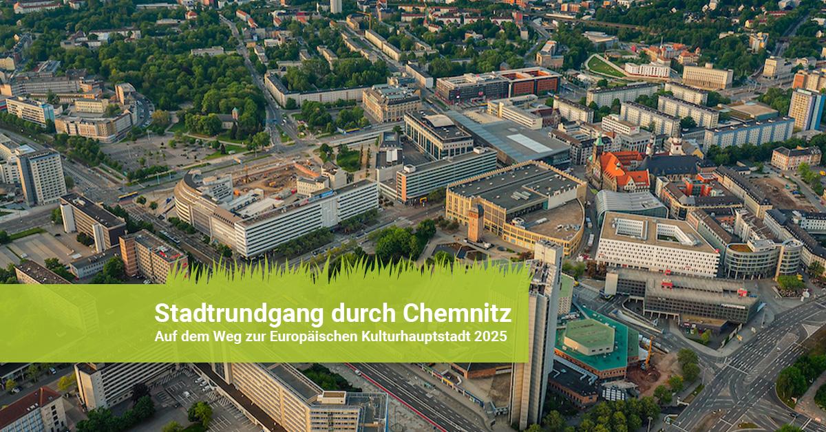 Beitragsbild Stadtrundgang Chemnitz