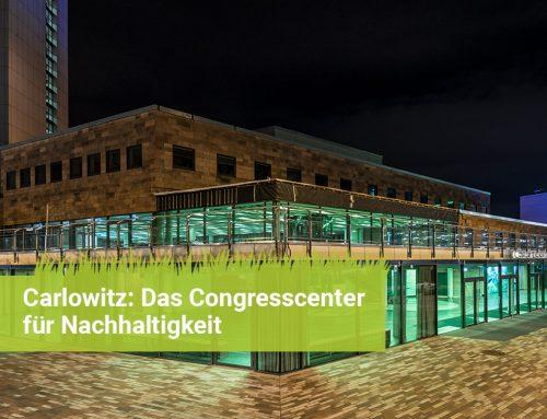 Carlowitz: Das Congresscenter für Nachhaltigkeit